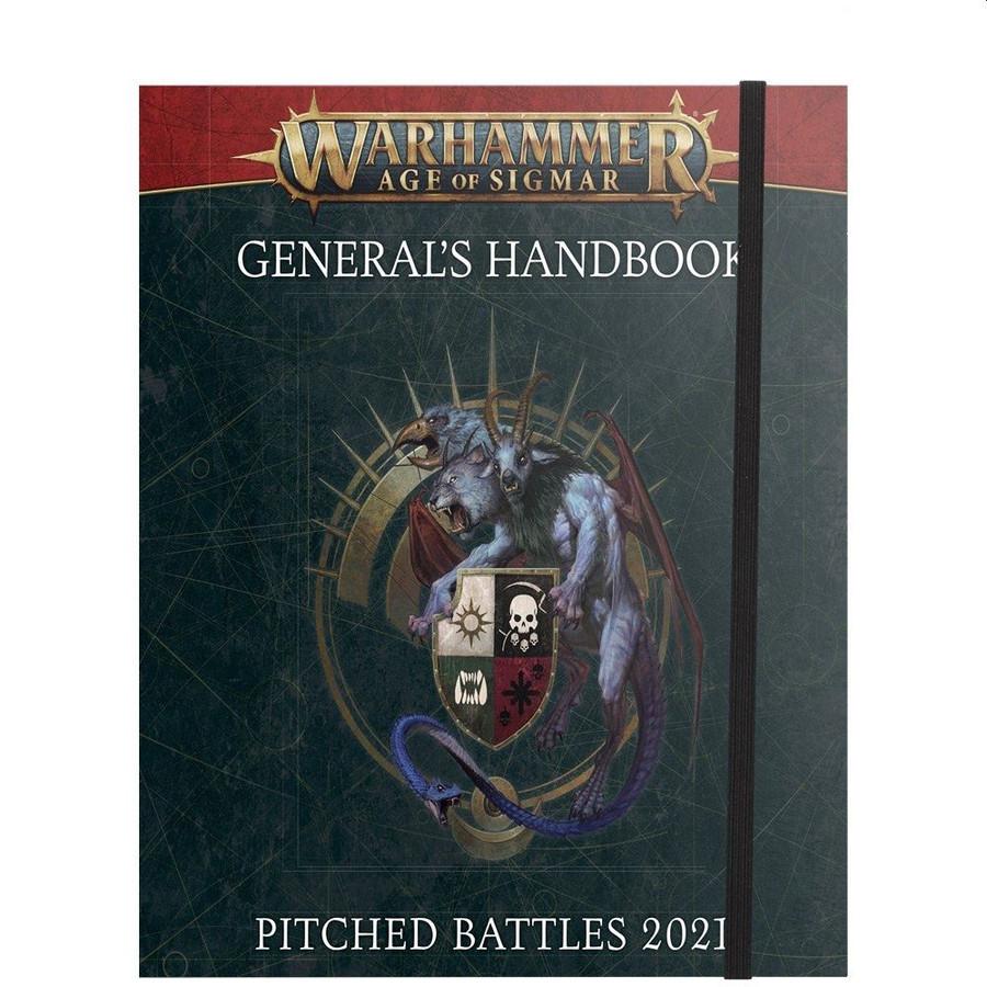Age of Sigmar: General's Handbook: Pitched Battles 2021 English