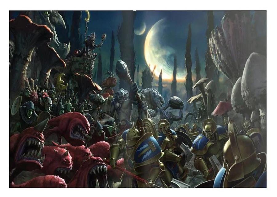 Battletome: Gloomspite Gitz (Hardback), (English), Warhammer Age of Sigmar