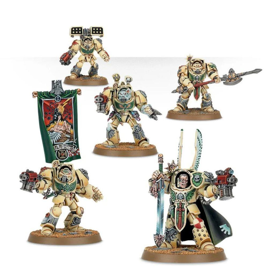 Dark Angels: Deathwing Command Squad