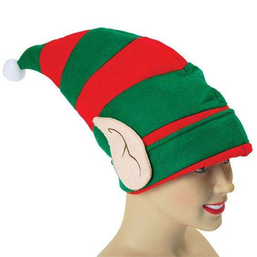 Elf Hat With.