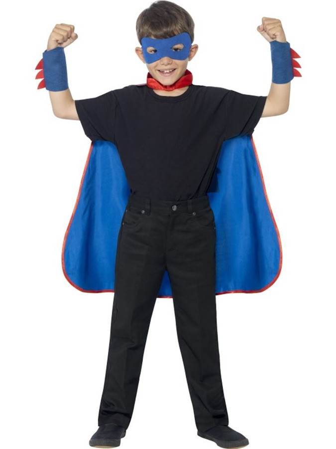 Super Hero Kit, One Size