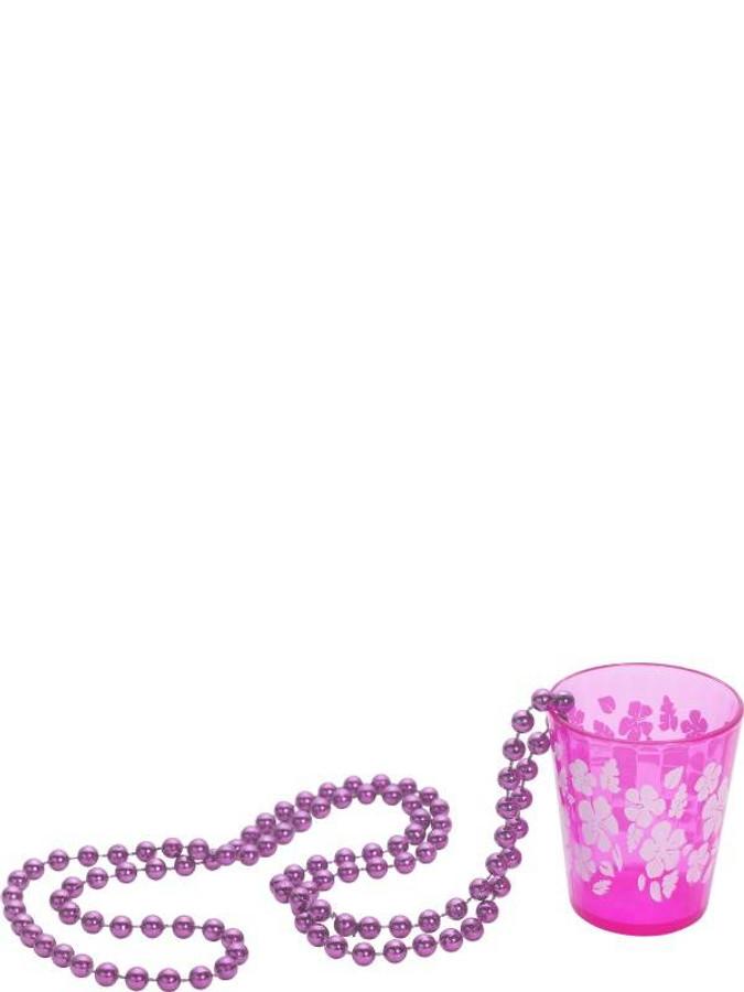 Shot Glass on Beads.