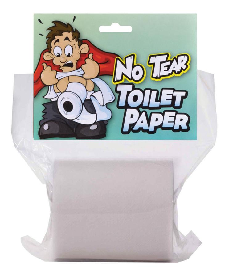 Joke Loo Roll, No Tear Toilet Paper, FUN NOVELTY JOKE PROP, FANCY DRESS