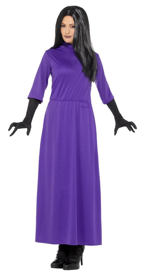 Roald Dahl Deluxe The Witches Costume, Licensed Fancy Dress, UK Size 8-10