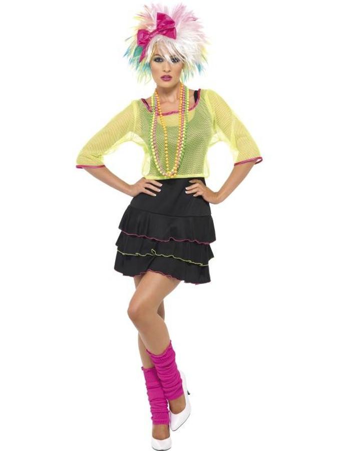 80's Pop Tart Costume, UK Dress 8-10