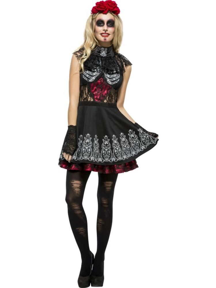 Day of the Dead Costume 6b03cd397