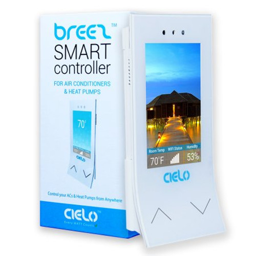 Cielo Breez Smart WiFi Thermostat