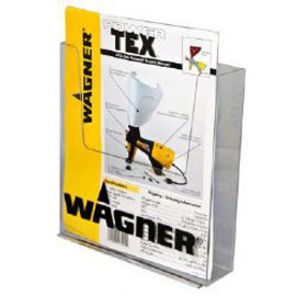 8.5x11 Upright Brochure Holder