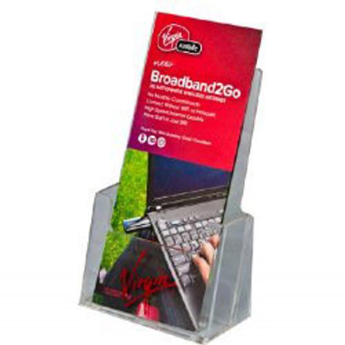 4x9 Tri-Fold Brochure Literature Holder