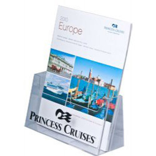 8 5x11 full page brochure or catalog holder ds lhf s120 buy