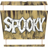 Haunted Hill Farm Haunted Hill Farm 5-ft Animated Coffin, Various Sounds, Battery Operated Halloween Decoration for Indoor/Covered Outdoor Display, HHDCOFF-2LSA