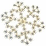 Fraser Hill Farm Snowflake 36H x 30W Christmas Outdoor LED Lights