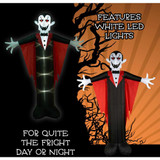 Haunted Hill Farm 10-Ft Halloween Inflatable Vampire with Lights