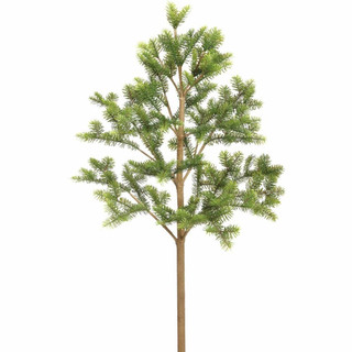 Fraser Hill Farm Classic Spruce Christmas Tree Decor with Modern Tri-Pod Stand, Various Size Options