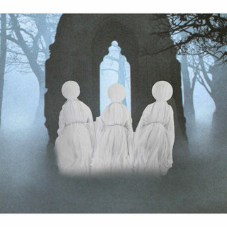 Haunted Hill Farm Ghosts Light-Up Lawn Decor with Hanging Option