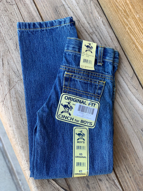 Cinch Boy's Denim
