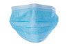 Amerishield Premium-PPE 3 Layer Disposable Safety Masks - 50 Pack - Made In USA