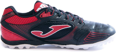Joma Men's Dribling Turf Soccer Shoe - Black | Red | White - Virtual Soccer Exclusive