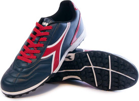 Diadora Men's Capitano Turf Soccer Shoe - Navy | Red