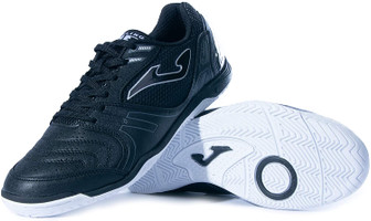 Joma Men's Dribling Indoor Soccer Shoe - Black