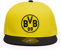 Fi Collection Borussia Dortmund (BVB) Team Snapback Adjustable Hat