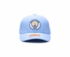 Fan Ink Manchester City Pegasus Classic Hat - Blue