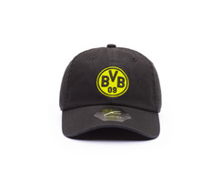 "Fi Collection Borussia Dortmund BVB Bambo Classic ""Dad"" Hat / Cap"