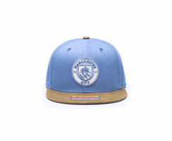 Manchester City Orion Snapback Hat by Fan Ink / Fi Collection