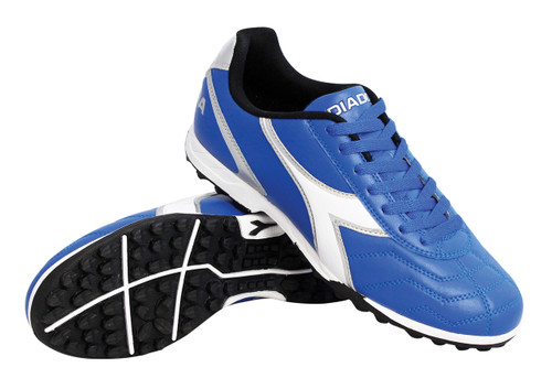 Diadora Capitano Turf Soccer Shoe - Royal - Virtual Soccer Exclusive