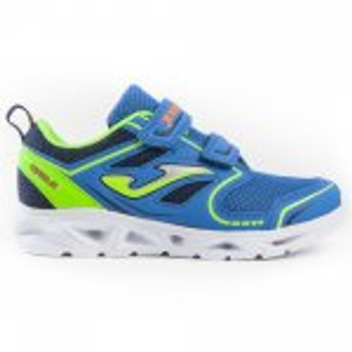 Joma Kids Apolo Junior LED Light Up Sneakers - Royal