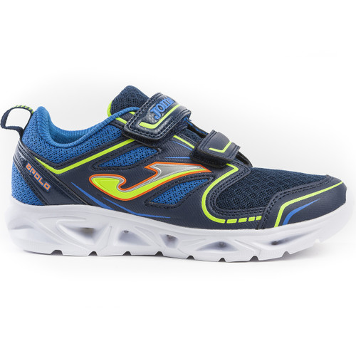 Joma Kids Apolo Junior LED Light Up Sneakers - Navy | Royal