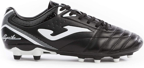 Joma Men's Aguila GOL Firm Ground Soccer Cleat - Black | White