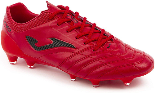 Joma Men's Numero 10 Pro Firm Ground Soccer Cleat - Red