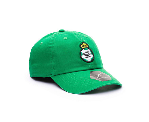 Santos Laguna   Classic Adjustable Dad Hat   Green