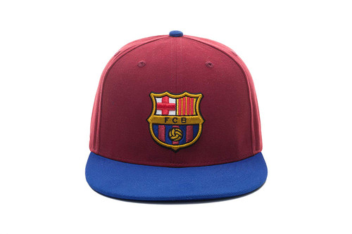 FC Barcelona | Team Snapback | Burgundy / Blue