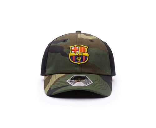 FC Barcelona | Classic Trucker Hat | Camo