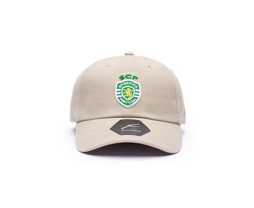 Sporting CP   Classic Adjustable Hat   Desert