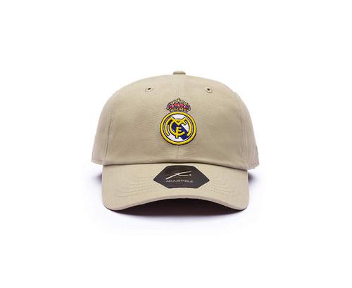 Real Madrid | Classic Adjustable Hat | Desert