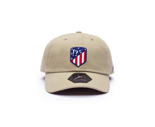 Atletico Madrid | Classic Adjustable Hat | Desert