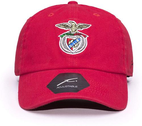 Benfica | Adjustable Dad Hat | Red