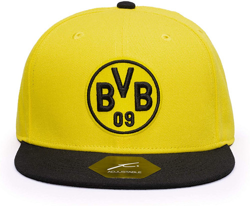 Borussia Dortmund | Team Snapback | Black / Yellow