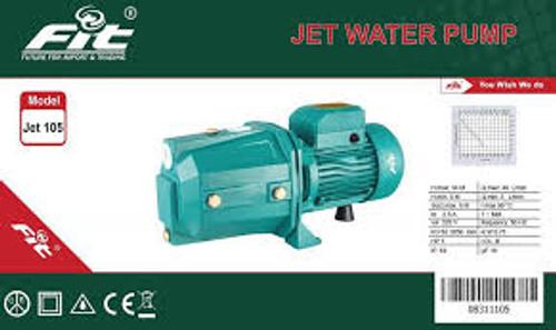 موتور مياة 1/2حصان تحضير ذاتى ملف نحاس ريشة نحاس -FIT- JET105
