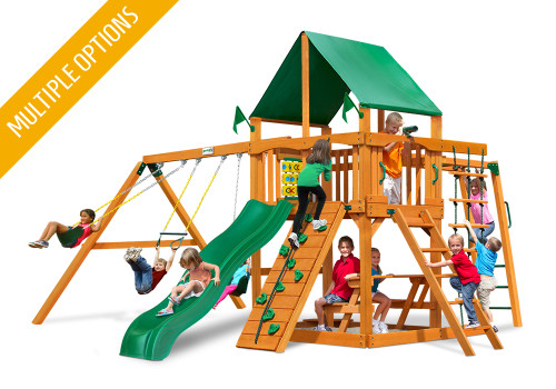 Studio front view of Navigator Play Set from Playnation
