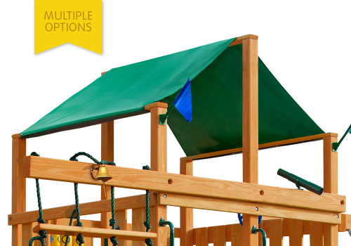 Replacement Canopy for Royal Palace/Royal Palace Space Saver/Royal Crusoe's Treehouse (Lower Level)
