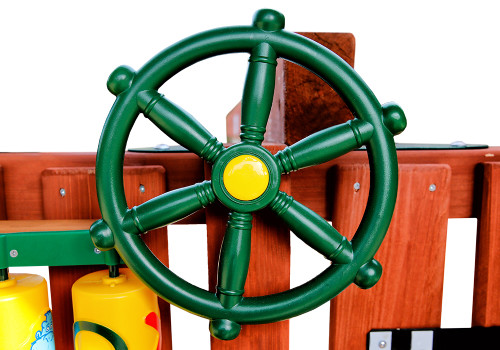 Toy Ship's Wheel