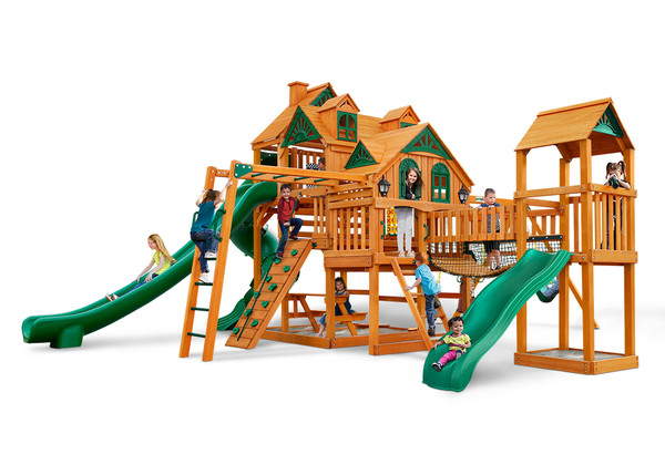 Front view of Empire Extreme Play Set from Playnation of Georgia