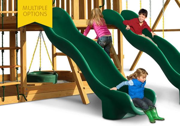Super Wave Scoop Slide