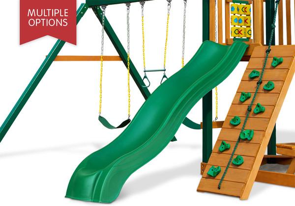 Alpine Wave Slide (for 5' Decks)
