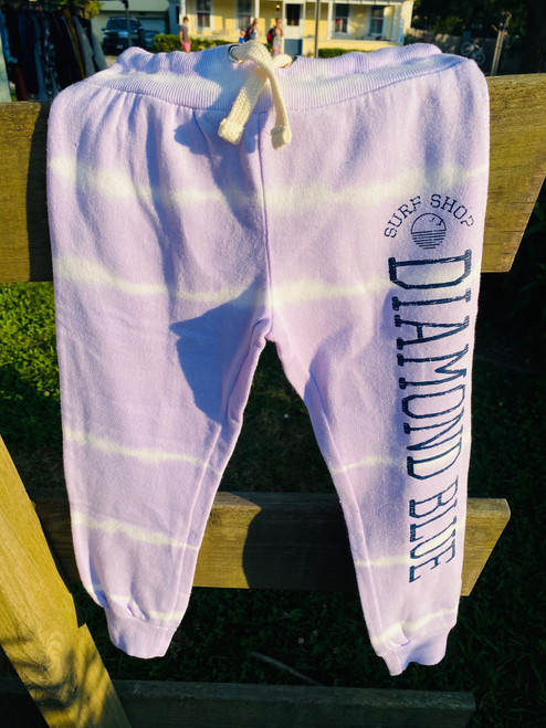 Db tie dye sweatpants