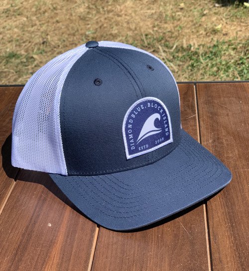 DB Dome Patch Navy/White